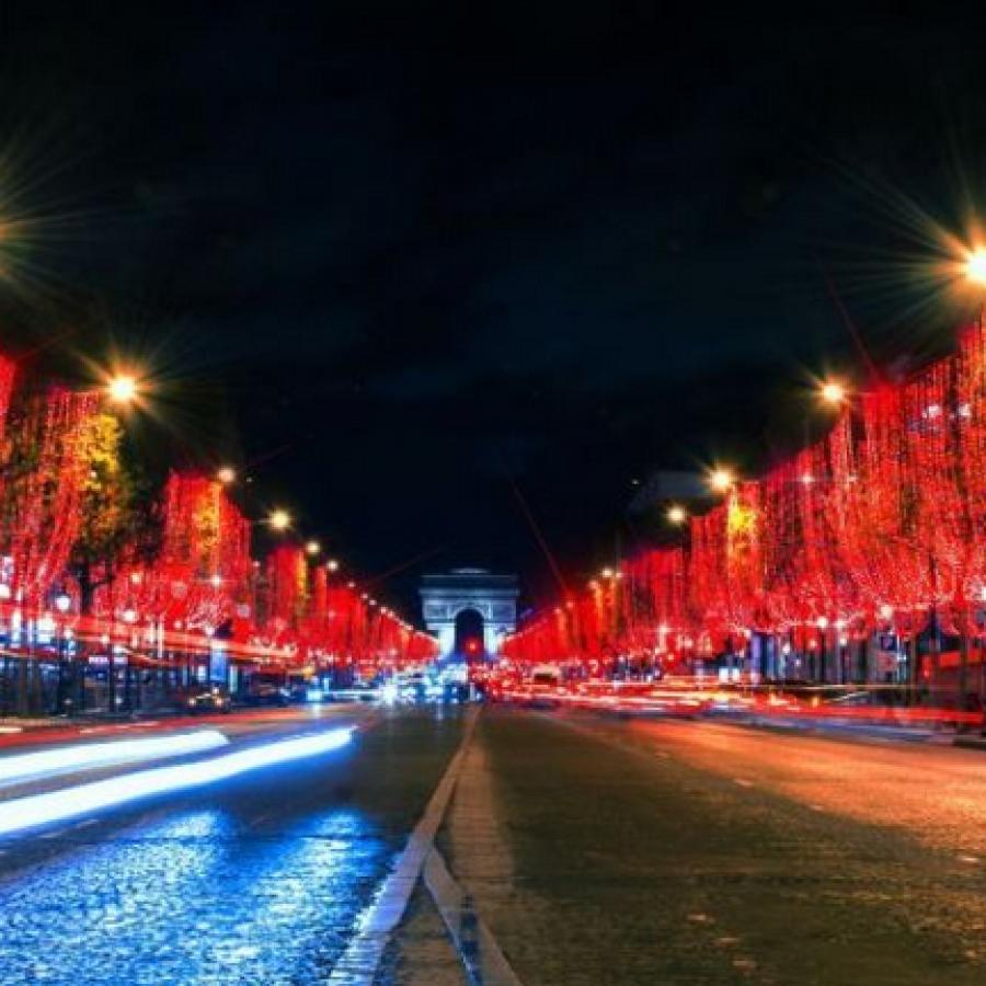 Avenue des Champs-Elysées, 2018