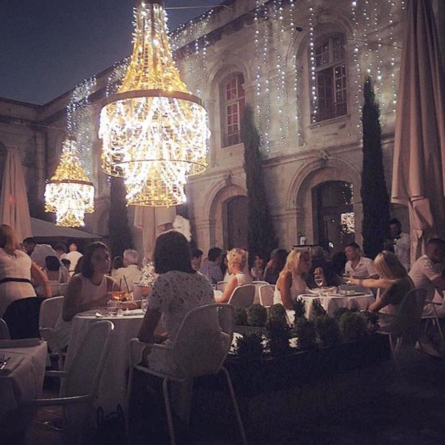 83 Vernet, Avignon, soirée Gatsby